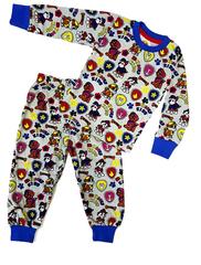 Пижама детская легкая Щенки спасатели
