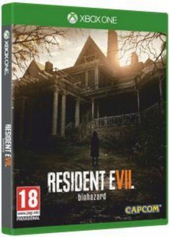 Resident Evil 7: Biohazard (Xbox One/Series X, русские субтитры)
