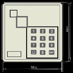 Считыватель карт SR-R121K