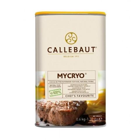 Какао-масло Каллебаут в порошке 600 гр