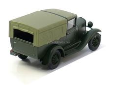 GAZ-4 Pickup with awning 1932-1936 khaki 1:43 Nash Avtoprom