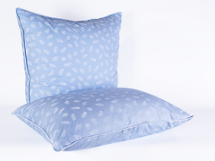 Подушка полупуховая  50х68 Антикризисная