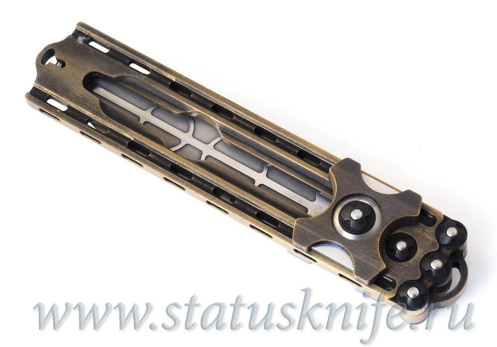 Нож Сайрекс #1 Cyrax Ломаченков Николай - фотография