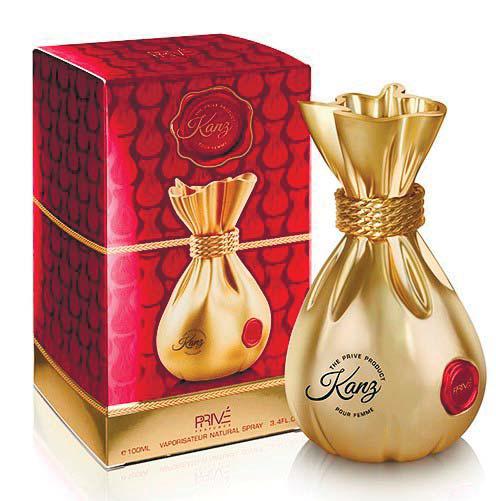 Пробник для Kanz Канз парфюмерная вода жен. 1 мл от Эмпер Emper