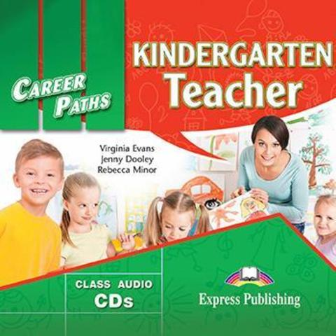Kindergarten Teacher Class CD (set of 2)