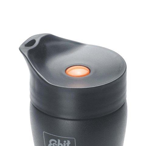 Термокружка Esbit MG375S (0,375 литра), черная