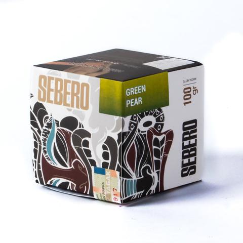 Табак Sebero Green Pear (Зеленая Груша) 100 г