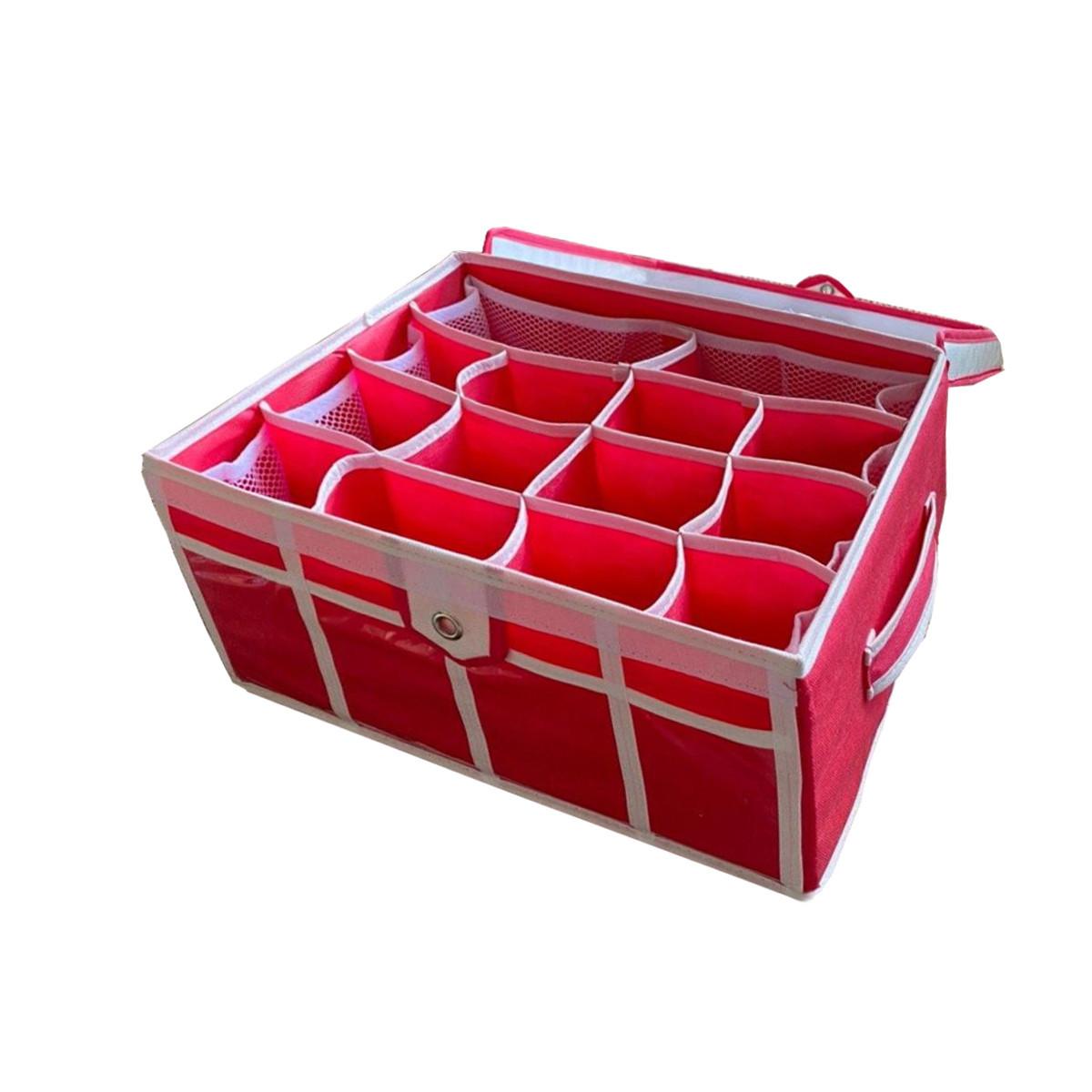 Аптечка домашняя универсальная Comfort 32х32х16 см, 30 ячеек