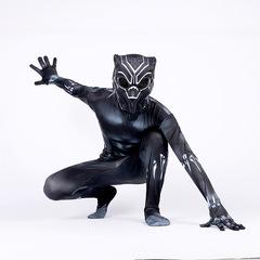 Эластичный костюм Черной Пантеры