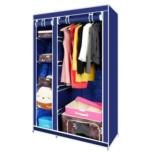 Системы для хранения вещей, органайзеры и кофры для одежды и обуви Складной тканевый шкаф Storage Wardrobe (110х45х175см) skladnoy-tkanevyy-shkaf-storage-wardrobe.jpg
