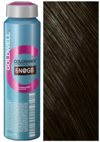 Colorance 6N@GB - темный блонд с золотисто-бежевым сиянием (золотая кора) 120 мл