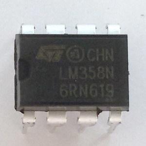 Операционный усилитель LM358N