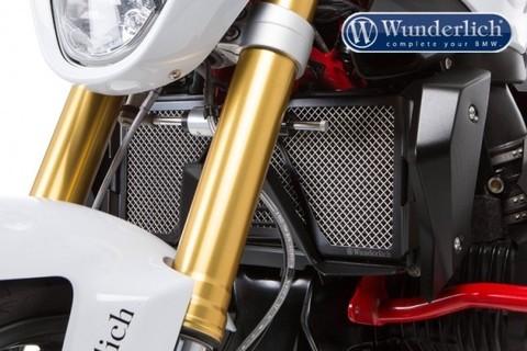 Защита радиатора охлаждения (решетка) BMW R1200R LC/RS LC черный