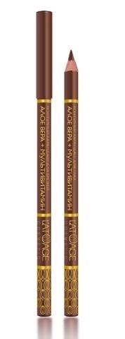 l`atuage Контурный карандаш для глаз №18 (бронза)