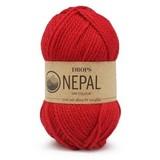 Пряжа Drops Nepal 3620 красный