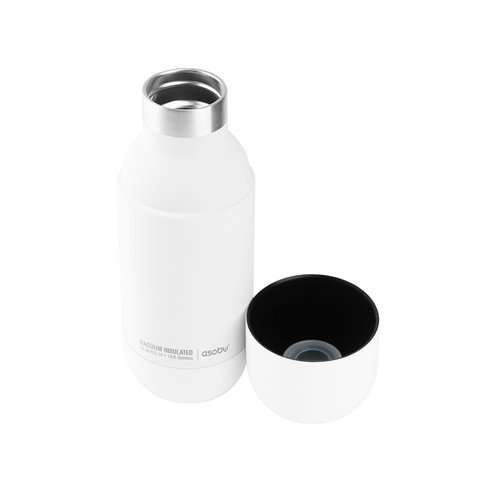Термобутылка Asobu ORB (0,42 литра), черная