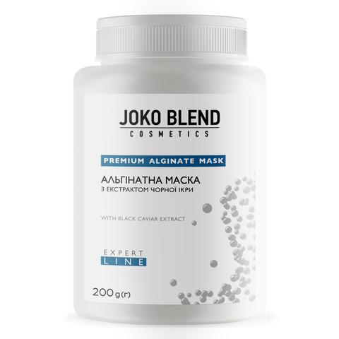 Альгінатна маска з екстрактом чорної ікри Joko Blend 200 г (1)