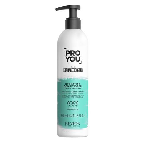 REVLON ProYou Moisturizer: Кондиционер увлажняющий для всех типов волос (Hydrating Conditioner), 350мл