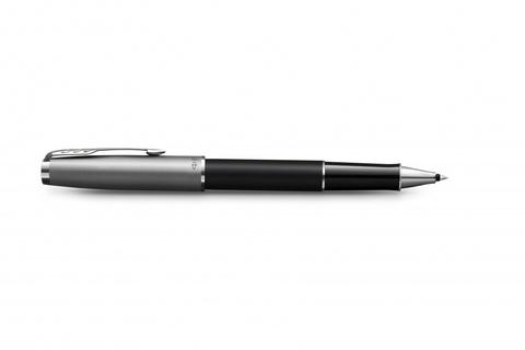 Ручка-роллер Parker Sonnet Entry Point Black Steel123