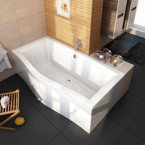 Ванна акриловая Ravak Magnolia 180x75 C601000000