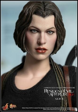 Resident Evil 4 Afterlife Alice