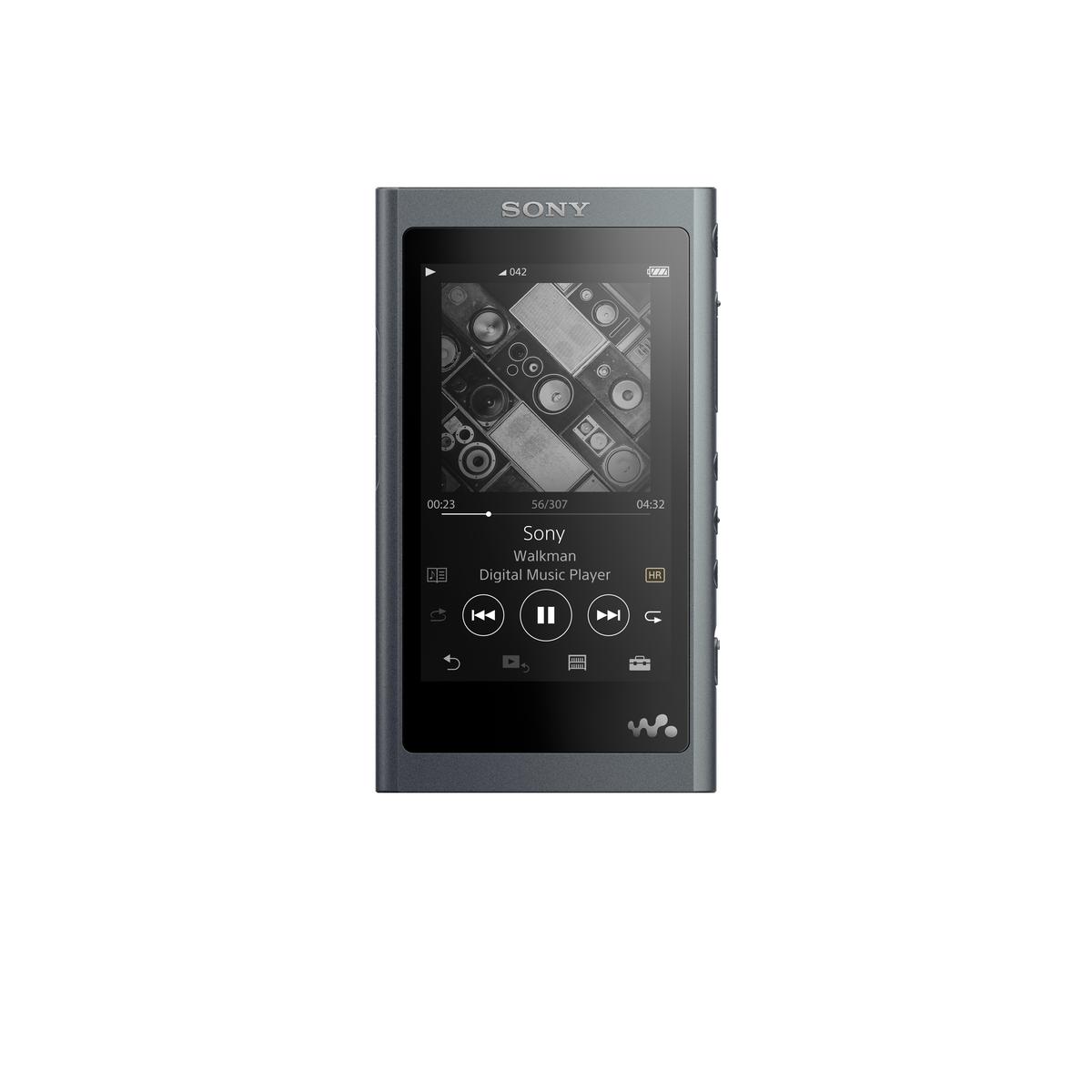 NW-A55B Hi-Res плеер Sony Walkman, 16Gb, цвет черный