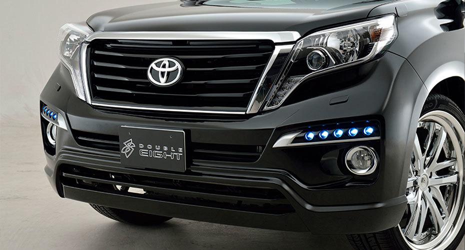 Обвес Double Eight Full для Toyota Land Cruiser Prado 150
