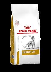 Корм для собак, Royal Canin Urinary S/O LP18, при лечении и профилактике мочекаменной болезни