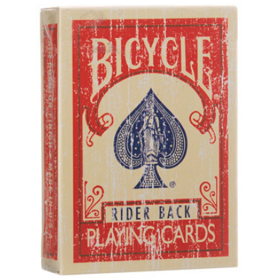 Карты Bicycle Faded deck