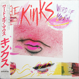 The Kinks / Word Of Mouth (LP)