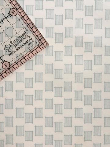 Ткань для пэчворка, хлопок 100% (арт. X0109)
