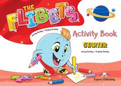 The Flibets Starter - Activity Book - Флибетс - рабочая тетрадь