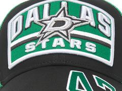 Бейсболка NHL Dallas Stars №47