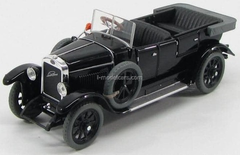 Laurin & Klement 110 Limousine 1927 black Magic Abrex 1:43