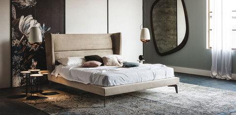 Кровать Ludovic, Италия