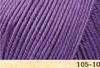 Пряжа Fibranatura Luxor 105-10 (Фиолет)