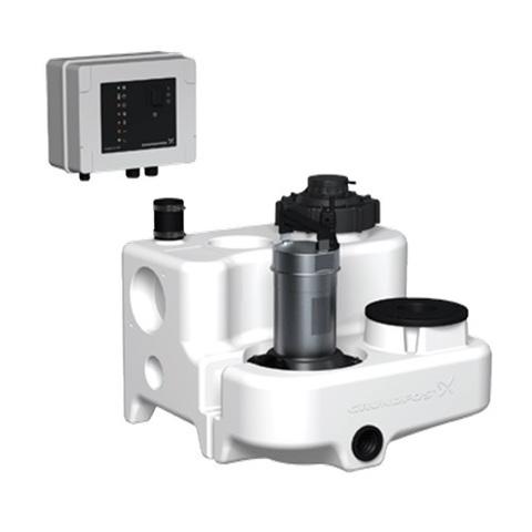 Насосная установка Grundfos Multilift MSS.11.3.2 (2760 об/мин, 3x400В, кабель 4м, с обрат.клапаном)
