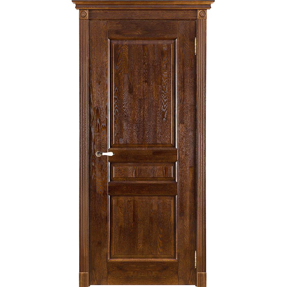 Двери из массива дерева Межкомнатная дверь массив дуба ОКА Виктория античный орех глухая viktoria-ant-oreh-dg-dvertsov.jpg