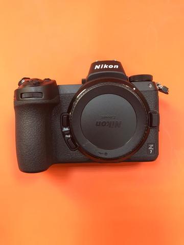 Nikon Z7 Body идеальное состояние ГАРАНТИЯ офиц.