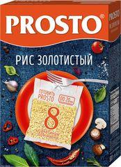 """Рис """"PROSTO"""" Золотистый 500г"""