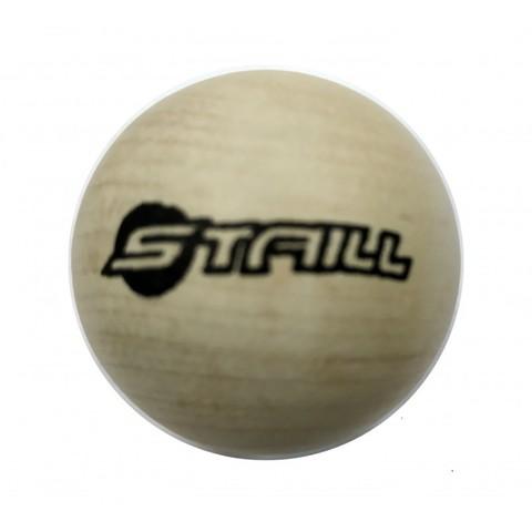Мяч тренировочный STAILL деревянный