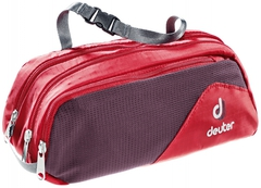 Косметичка дорожная Deuter Wash Bag Tour II 5513 fire-aubergine