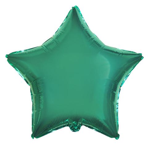 Звезда Бирюзовая, 45 см