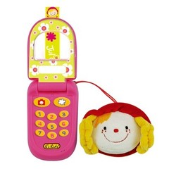 Ks Kids Музыкальный телефон с функцией записи
