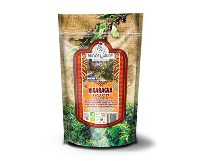 купить Кофе растворимый Broceliande Nicaragua, 200 г