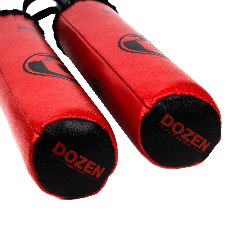 Лападаны Dozen Soft Hitting Sticks Red/Black вверх