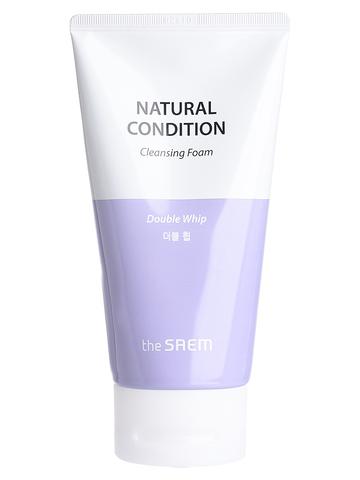 СМ Natural Condition Пенка для умывания очищающая NATURAL CONDITION Cleansing Foam [Double Whip] 150мл