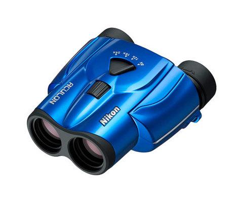 Бинокль Nikon Aculon T11 8-24x25 blue