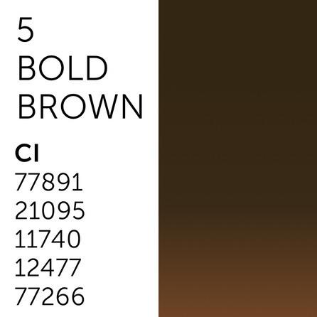 "5. Bold Brown пигмент для бровей   ""Tina Davies 'I Love INK' Permablend"