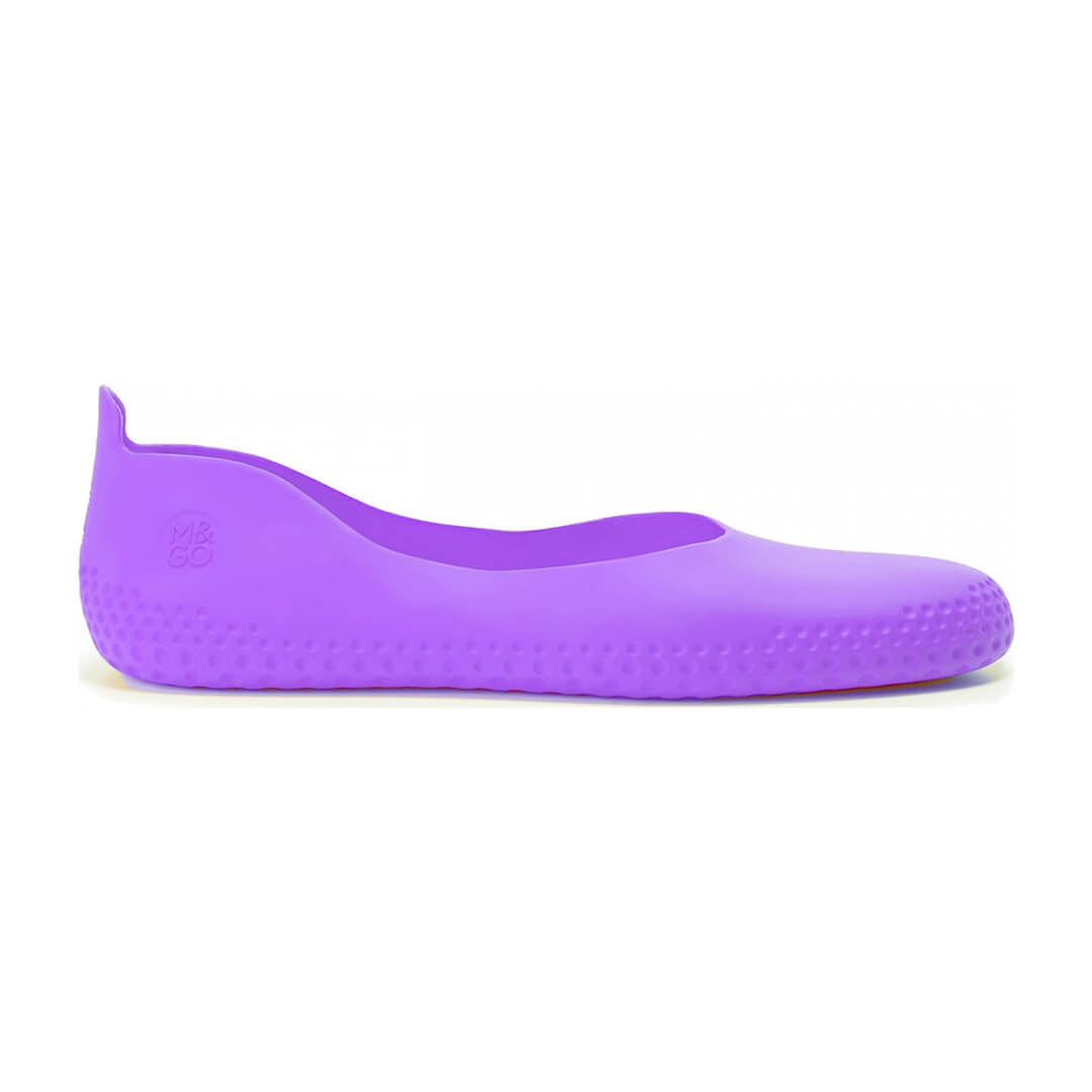 Галоши Mouillere фиолетовые